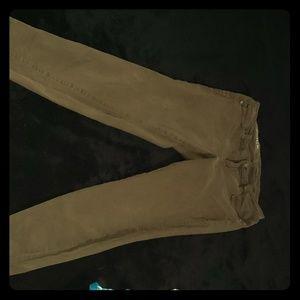 Lovesick (Torrids sister store) Green Skinny Jeans